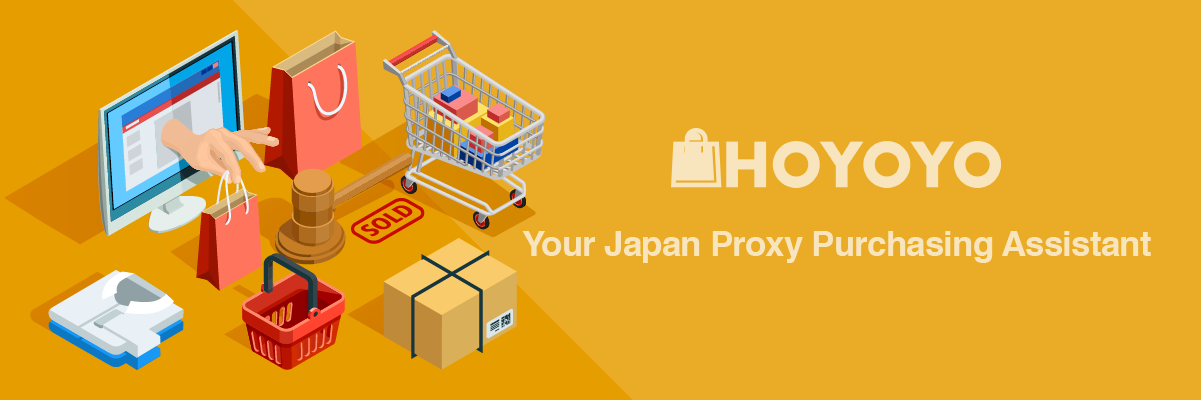 Hoyoyo - Your Japan Proxy Purchasing Assistant