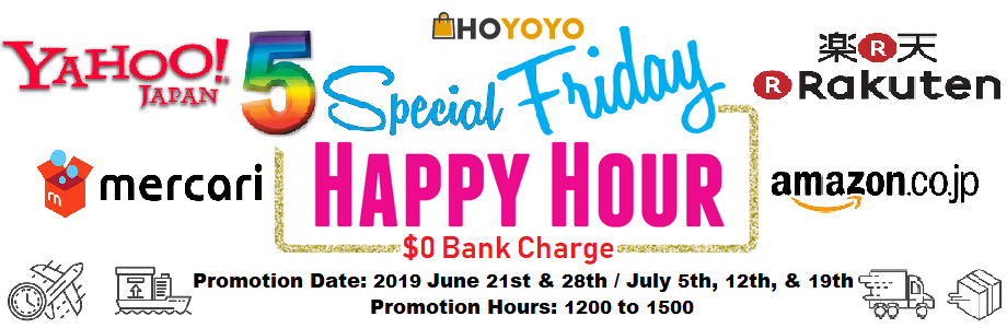 5 Fridays Special Happy Hours
